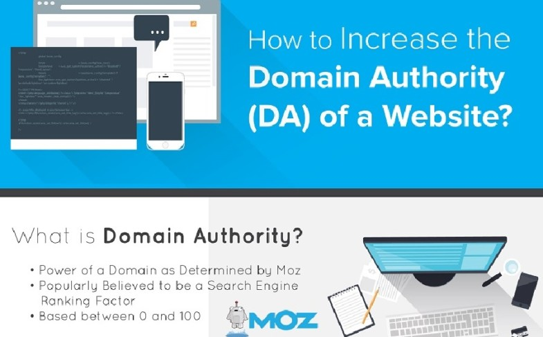 What is a good domain authority score