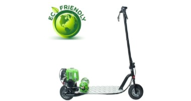 Make The World Greener With Your ProGo Propane Scooter