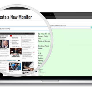 Monitoring Your Brand-New Company Site