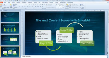 Consider the Examples of Presentation Templates before Choosing Templates for Business