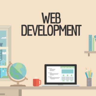 Start your online business with web development