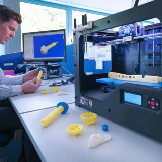 Is 3D printing causing a cybertheft risk to the manufacturers?
