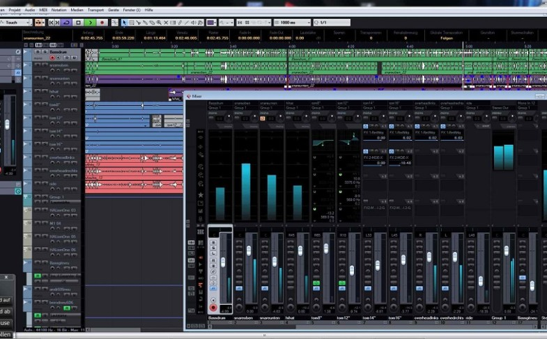 Audio Editing and Digital Workstations: Some Basics