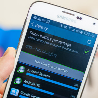 Know how to increase the capacity of your Samsung Galaxy s5