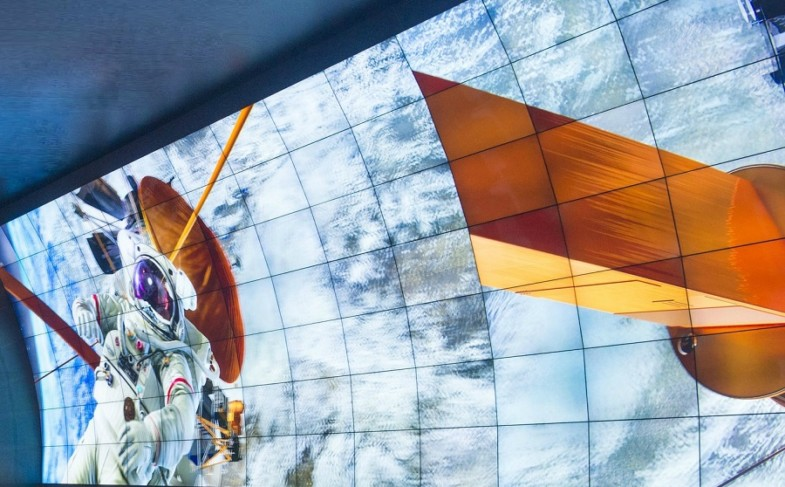 Role of the video wall displays in digital signage