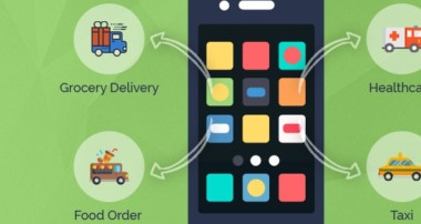 BUILDING AN ON-DEMAND GROCERY DELIVERY APP