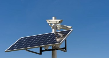 New Possibilities for Solar Powered Security Systems